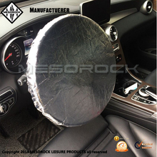 High quality wholesale custom heat-insulating car steering wheel cover