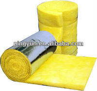 heat insulation glass wool with aluminium foil