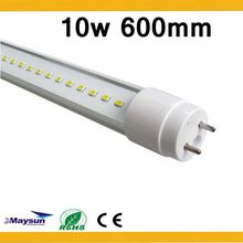 Manufacture 600mm t8 led energy saving CE RoHS10W Tube8 Japanese