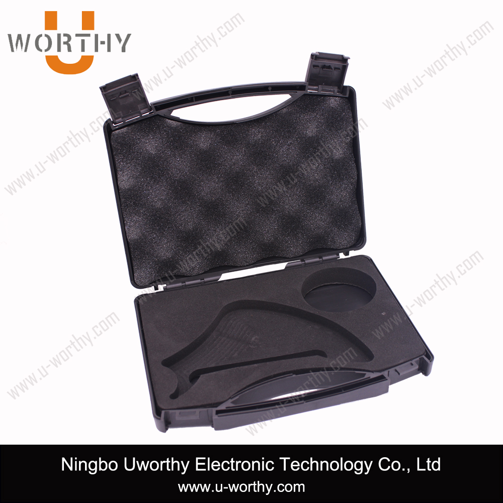 Wholesale ABS / PP Material Custom Logo Printing and Foam Inside Plastic Equipment Packaging Case