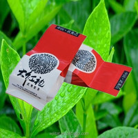green coffee tea bags/vavled coffee bags/ zipper coffee bag