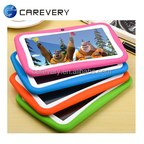 7 inch quad core android tablet for kids/ kids cheap 7 inch rockchip 3126 tablet pc/ 2016 new arrival kids tablet