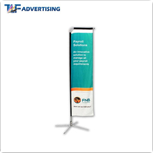 Marketing brand event solutions rectangle flag outdoor stand up flag banners rectangular flag