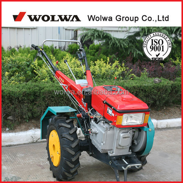 2 wheel walking tractor for sale /china walking tractor