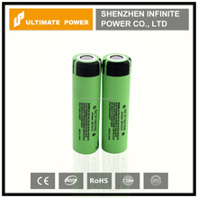 18650 rechargeable batteries authentic panasonic ncr18650b 3400mah battery 3.6v panasonic 18650 li-ion battery