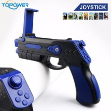 Latest New Product Bluetooth AR Game Gun with Ar Gun App 30 Interesting Games