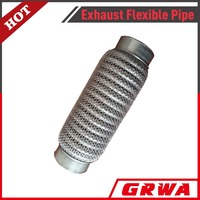 exhaust system truck,Stainless Flexible Exhaust Pipe,auto parts