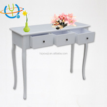 Makeup Vanity Dressers Wooden Furniture Bedroom Cosmetics Desk