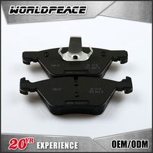 Wholesales Auto spare car parts Brake Pad back plate for Germany car parts