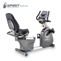 MR100 Recumbent Ergometer, Sports and Rehabilitation Ergometer,Physical Therapy Bike