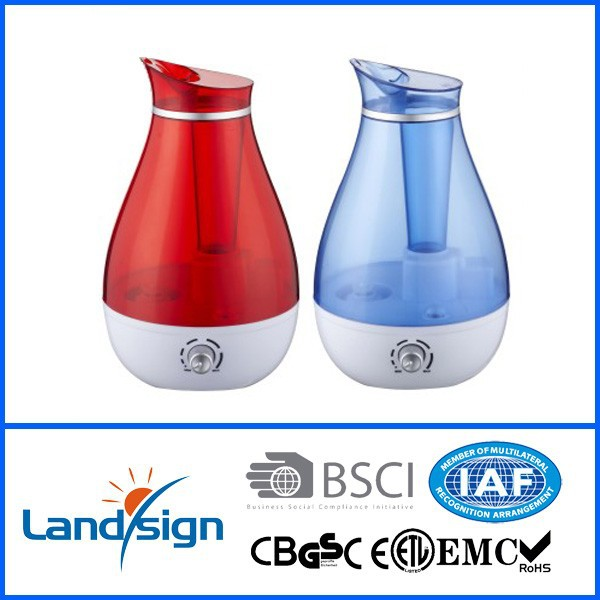 HOT new products landsign RD112 ultrasonic humidifier type amazing humidifier