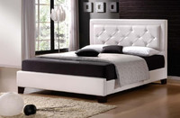 502 upholstery pu faux leather/fabric prado bed upholstered various design bedstead with good price