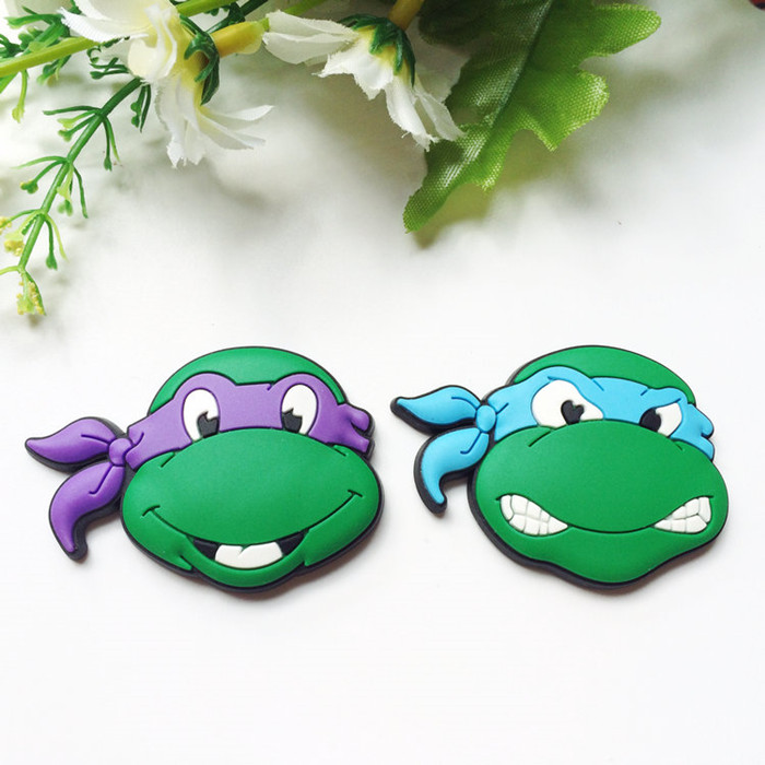 Factory Price Customized Visual Cartoon Image Material Silicone Rubber Pvc 3D Fridge Magnet