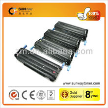 Wholesale color toner cartridge C9730 C 9731 C9732 C9733 compaible for HP 5500 5550 high margin products