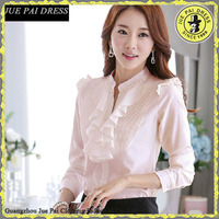 Long sleeves Office Blouse For Women Bangkok