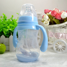 Best quality Custom silicone Breast Milk Storage baby silicone feeding Bottle