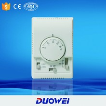 long-tern service life Honeywell original white color best-quality plastic Honeywell style room thermostat for air-conditioner