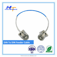 RF Coaxial Jumper Cable with 7/16 DIN Male/Female Connector for 7/8 Testing cable