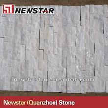 natural white quartz slate