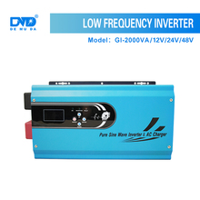 Solar off grid dc12v 24v 48v to ac110v 220v 2000va 2000w power inverter for electric tools