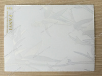 white bamboo acrylic sheet popular furniture material