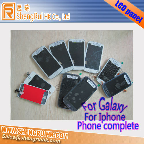 "4.0"" For Galaxy S I9000 complete Assembly"