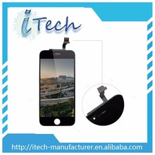 Crystal clear screen for iphone 6 screen ward for iphone 6 cell phone screen for iphone 6