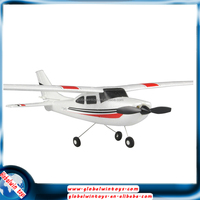 2.4G 3Channel RC Airplane 100% Simulation From Cessna 182 Foam Gliders Plane Toy Air Plane