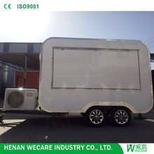 High Quality Chinese Mobile Food Service Trolley Cart