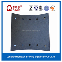 brake drum parts, 19094 brake lining kit from manufacturer directly
