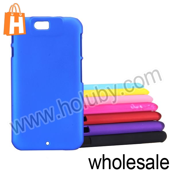 2014 New Case for Motorola XT626 Double V,Smooth Oil Coated Pure Color Plastic Case for Motorola XT626 Double V