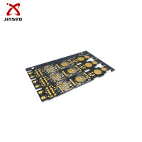 Black Solder Mask 2oz Copper Thickness PCB Circuit Board