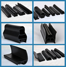high performance heat-resistant garage door rubber seal strip