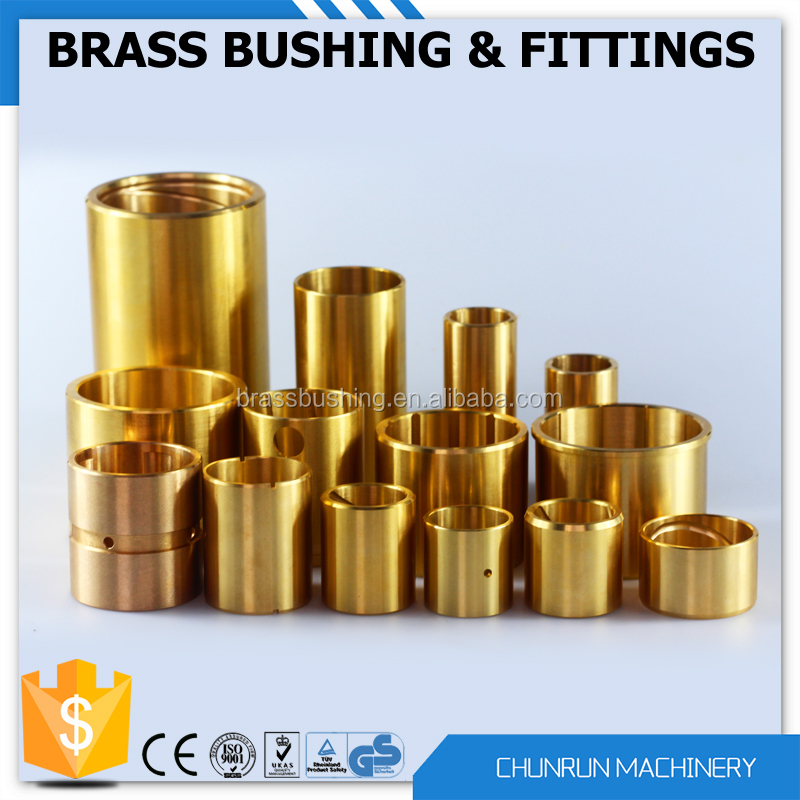 50mm auto bushing bearing odm parts bush bearing fu oilite materilas spherical bronze bush