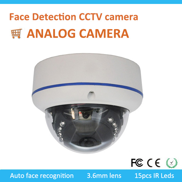 Best Offer ! Security Dome Face Recognition Camera System