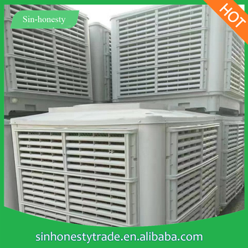 Homemade air cooler environmental friendly evaporative cooler for poultry farm evaporative cooling