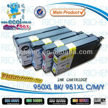 high quality! refillable for ink cartridge for 950XL