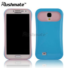 For Samsung Galaxy S4 i9500 Accessories iglow fashionable mobile phone protector cover case