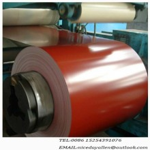 Boxing ppgi steel coils for warehouse roofing sheet