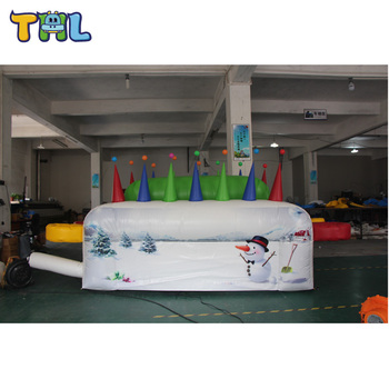 Factory Manufacture Outdoors Indoor Inflatable Under Pressure Balls Game for Party Game
