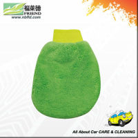 Super Soft FA-S001A Car Wash Mitt ,Microfiber Cleaning Gloves