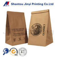 Eco-friendly ink customized recycling plastic carrier bags