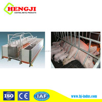 Farrowing gestation crate/stall/pen/cages equipment for pig