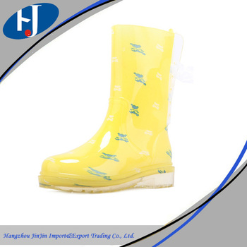 Alibaba china supplier women pvc rain boots