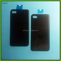 Mobile phone replacement battery housing cover for BlackBerry Z10 black