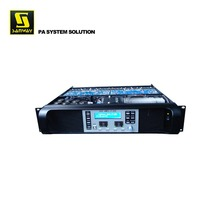 DSP-6KQ 1250W 4ohms DSP Audio Power Amplifier for Church Sound System
