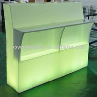 led furniture for KTV commercial bar counter for sale