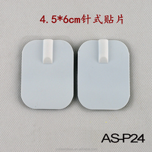 Replacement electrode silicon electrode gel Pads for TENS EMS silicon rubber electrode pads for tens unit