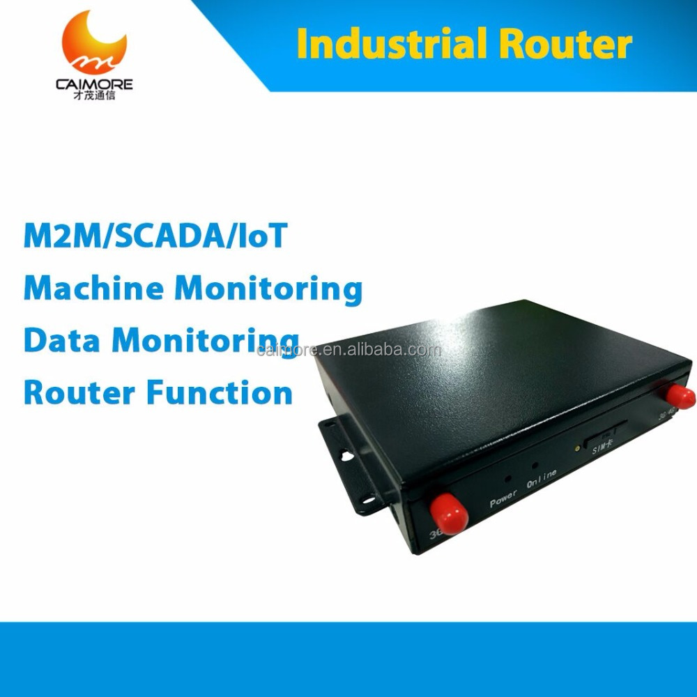 Industrial Mobile 3G serial 4g router atm data gsm receiving