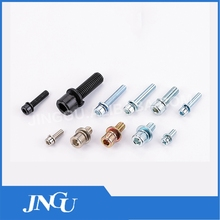 Zinc Plated Socket Cap Head Sems Screw With Washers